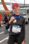 SF Marathon Finisher!