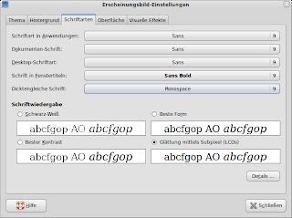 Erscheinungsbild anpassen - Ubuntu Desktop