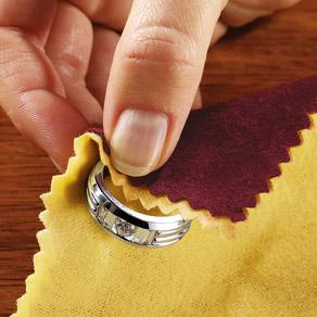 Limpieza de la joyeria de plata bisuteria y accesorios en - Como limpiar un rosario de plata ...