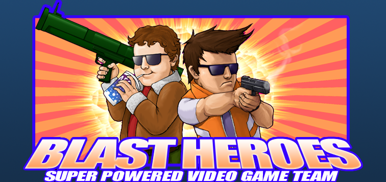 Blast Heroes: video game coverage that will knock you out