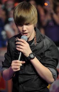 generacio Justin Bieber arrasa con My world 2.0