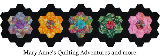 New York Quilter - Mary Anne Ciccotelli