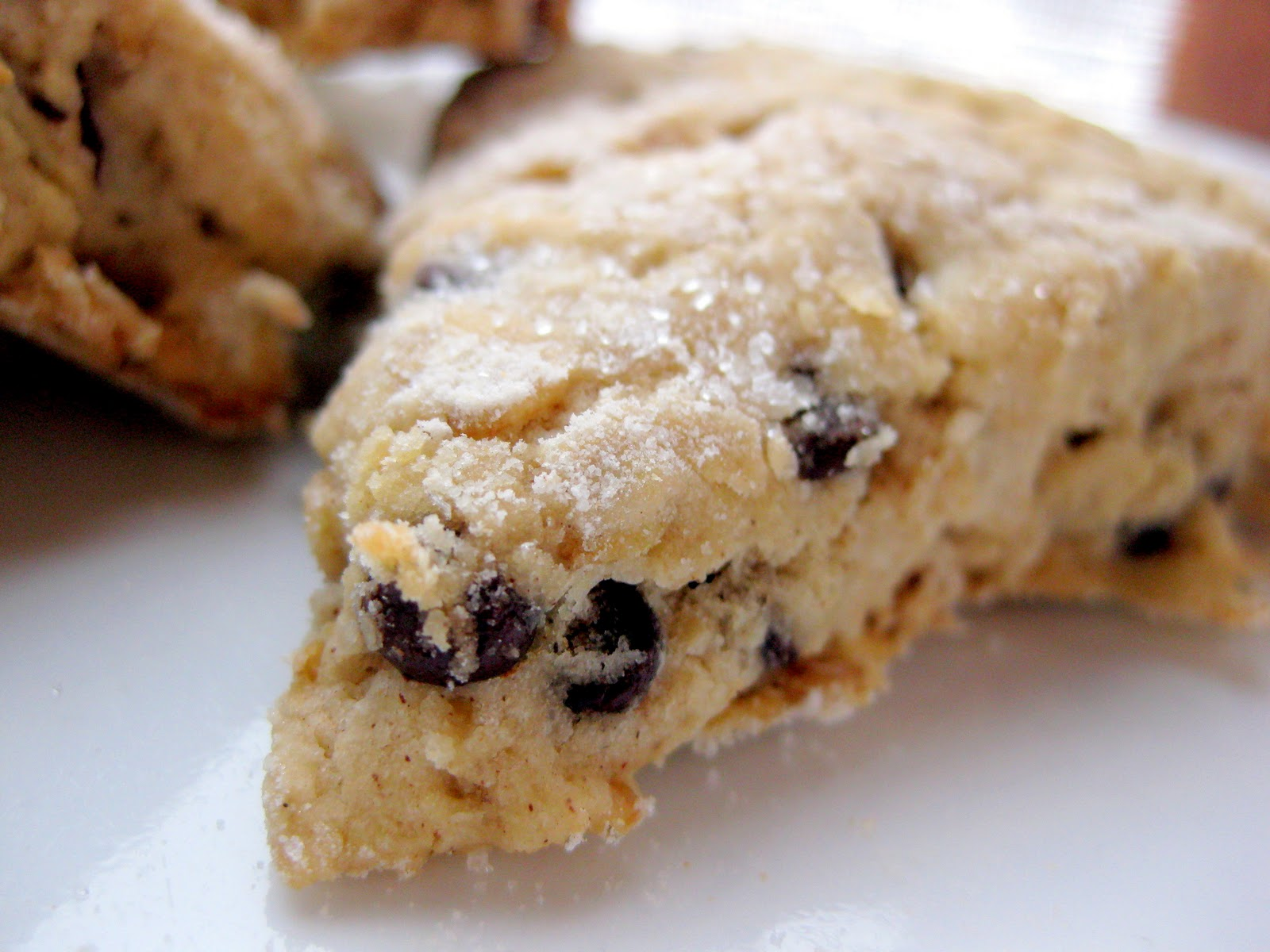 This Gluten-free Life : Cherry or Chocolate Chip Oat Scones by Cybele ...