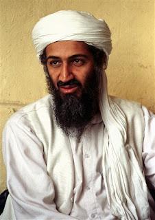 Foto Profil Osama bin laden