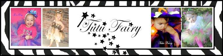 Tutu Fairy