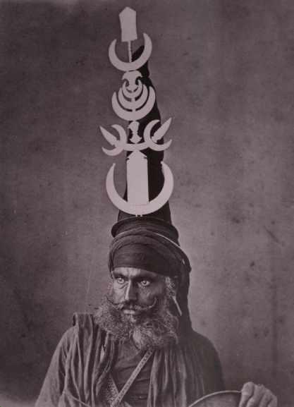 Akali Nihang Gajgah Hyderabad Kipling