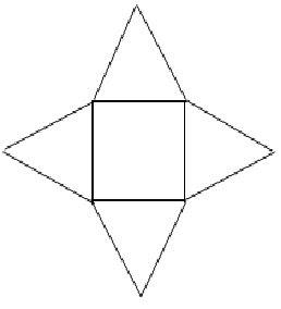Cermat Matematika Sekolah Dasar Gambar Jaring Jaring