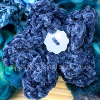 Free Crochet Pattern: Crochet Pattern Correction: CHENILLE Thick