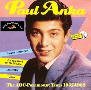 Paul Anka - The ABC-Paramount Years 1957-1962 - 2 Discs