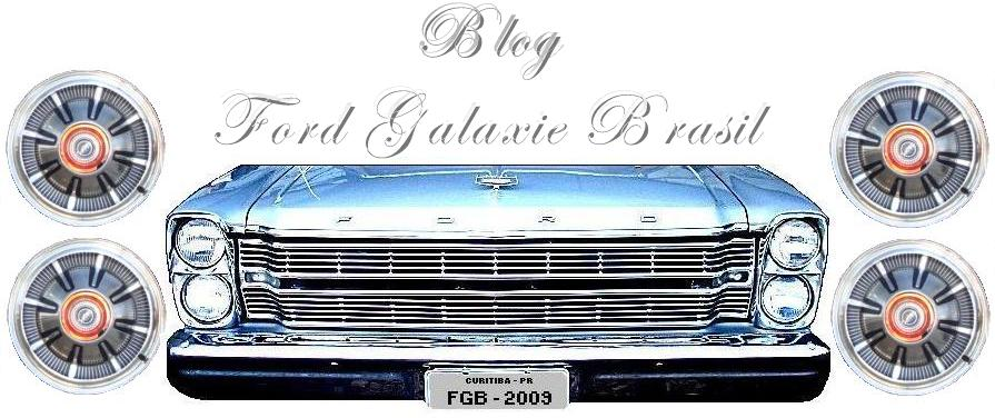 Ford Galaxie Brasil