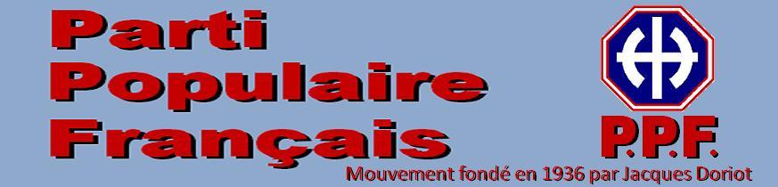 Parti Populaire Français