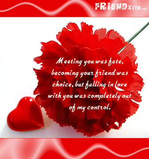 Romantic Friendship Cards