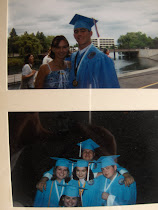 Scotts Graduation 2000 and Laura's Graduation 2002