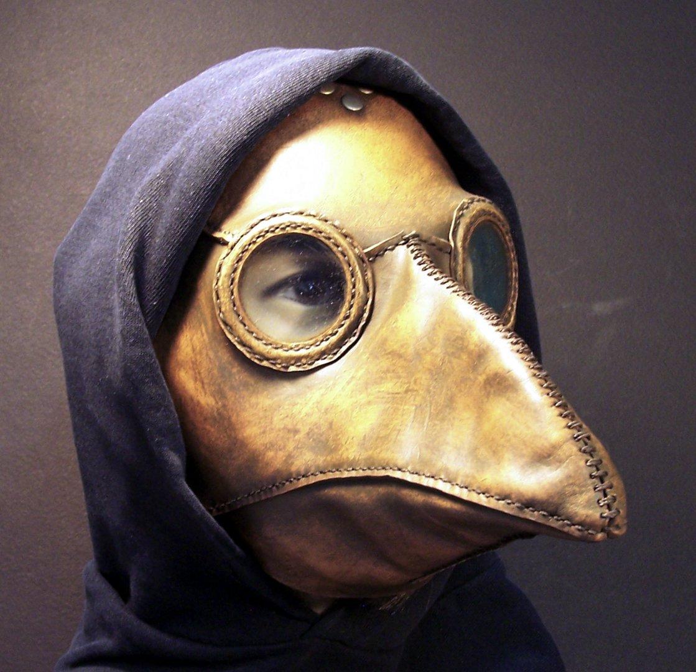 Тетки в масках 25 фотография