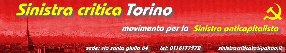 SINISTRA CRITICA TORINO