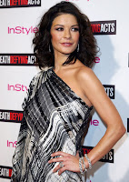 Catherine Zeta Jones potin de star