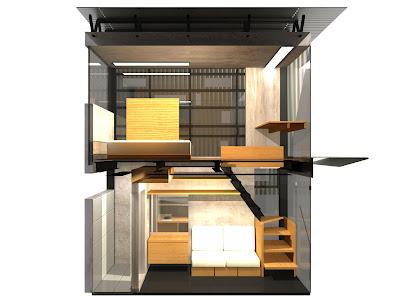desain rumah tinggal on rumah tinggal, desain dan arsitek