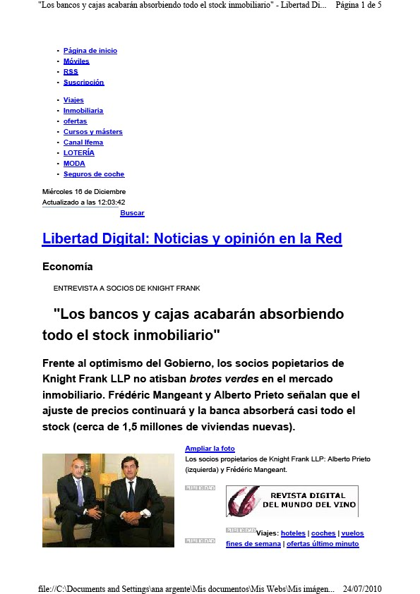 La gran corrupci n julio 2010 - Pisos de caixa catalunya ...