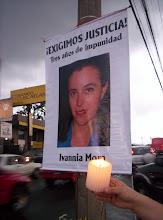 En memoria de una gran periodista, cuyo crimen sigue impune