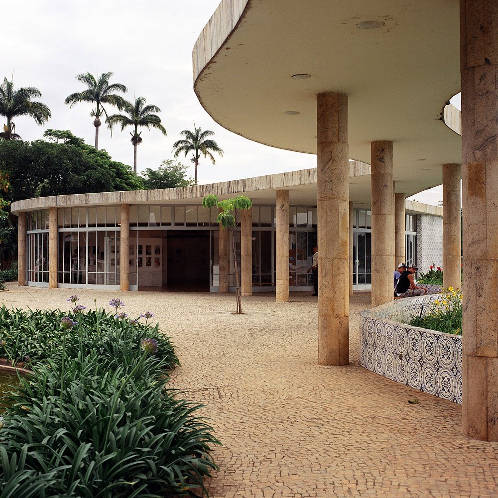 Arquitectura historia arquitectura moderna en brasil for Arquitectura moderna