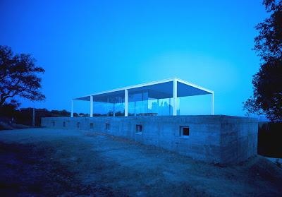 la casa de blas obra del estudio campo baeza la eterna calma de la luz