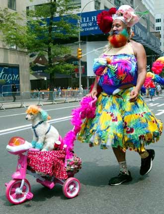 gay pride parade costumes