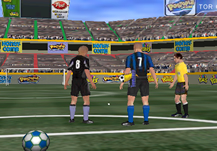 3D penalty shoot out