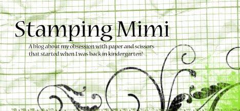 Stamping Mimi