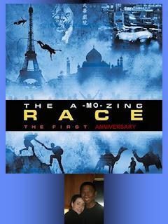 A-MO-ZING RACE!