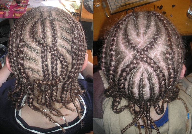 New Braiding Hairstyles. Braided Cornrow Hairstyles