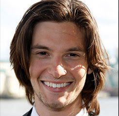 Ben Barnes cool hairstyles for men