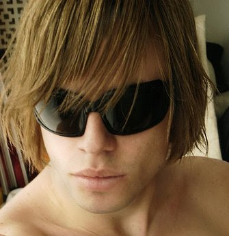 surfer hairstyle with black eyeglasses photo by zephyr surfer hair ...