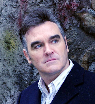 Cool haircut from Morrissey