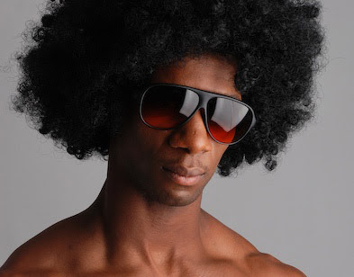 For many years, black men hairstyles were relegated to an Afro.