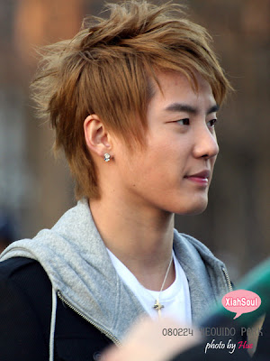 Kim JunSu Asian Men Hairstyles 2010