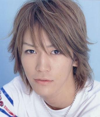 Kajuya Kamenashi hairstyle