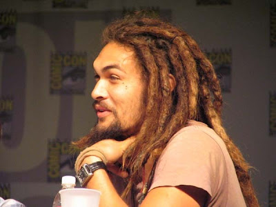 Jason Momoa Dreadlocks Hairstyles Pictures