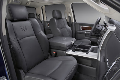 2010 Dodge Ram Heavy Duty - Interior