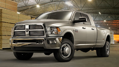 2010 Dodge Ram 3500 Heavy Duty - Front Angle