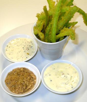 La cocina plural borrajas de arag n en tempura a las tres for Cocina aragonesa zaragoza