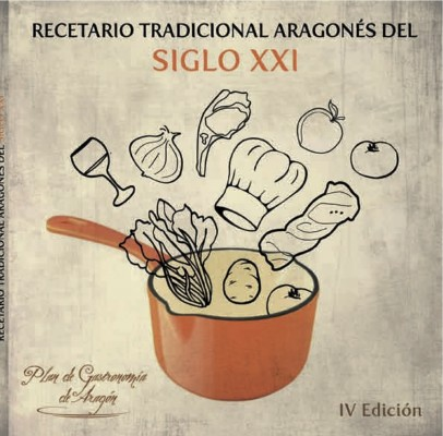 La cocina plural recetario aragon s siglo xxi for Cocina aragonesa zaragoza