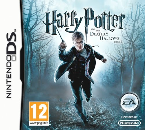 harry potter and the deathly hallows part 2 game cover. harry potter and the deathly