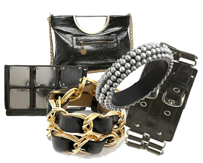 edgy chic, studs, zip, dressed and pressed