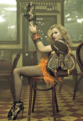 Madonna, Louis Vuitton