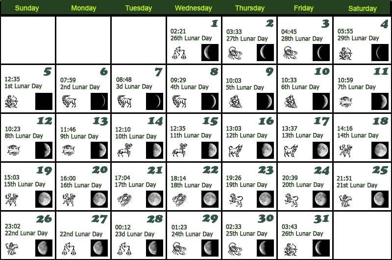 Hallelujah Herbs! Indoor Herb Gardening: Lunar Planting Guide
