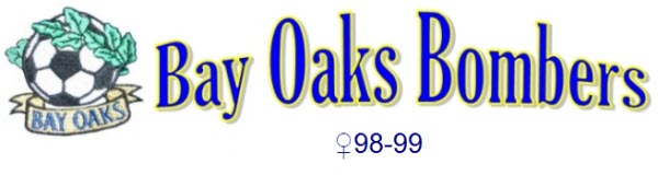 Bay Oaks Bombers ♀98-99