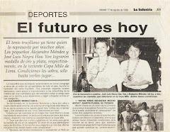 EL FUTURO ES SIEMPRE !!!