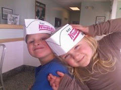 Isaac & Marlyce (my sisters kids)