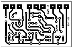 PCB layouts for diy stompboxes: Crunchbox v2 project