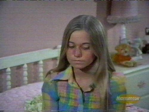 Marcia brady nose